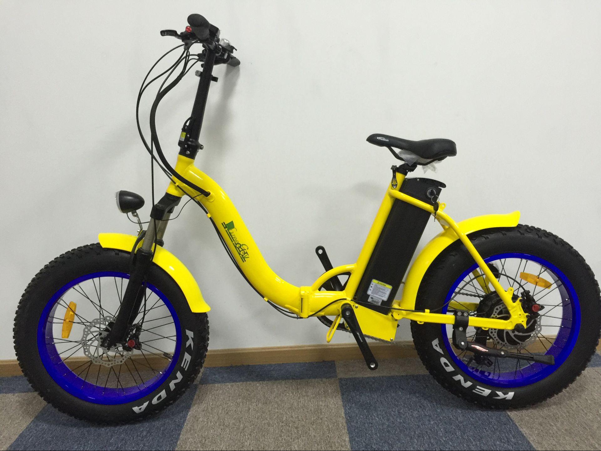 Bici elettrica a pedalata assistita modello cup greenbike for Bici elettrica assistita